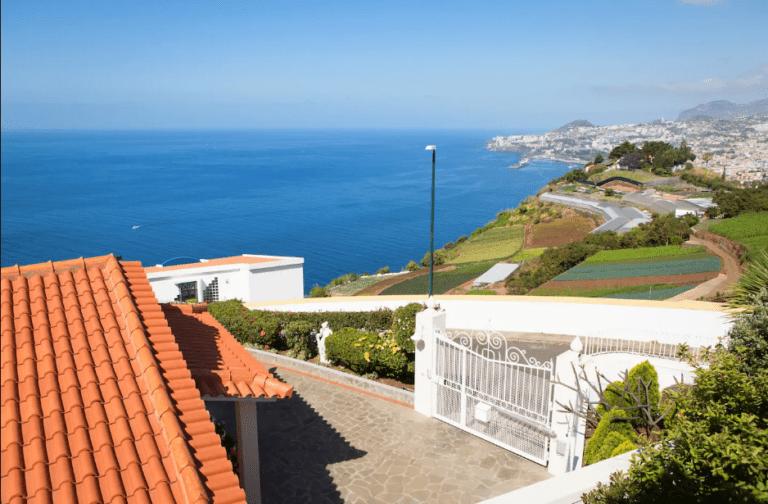 Airbnb casa en Funchal Portugal