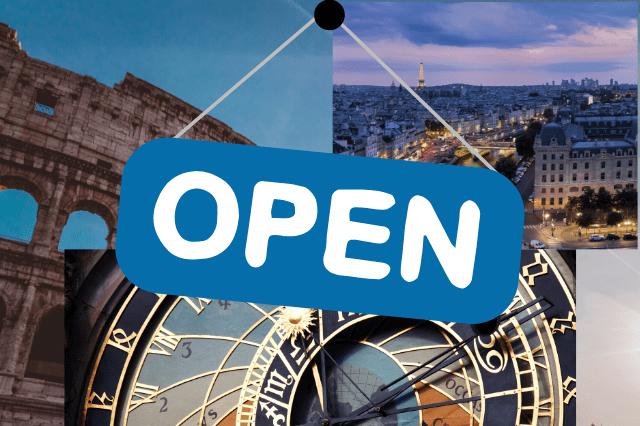 Europa abre sus puertas