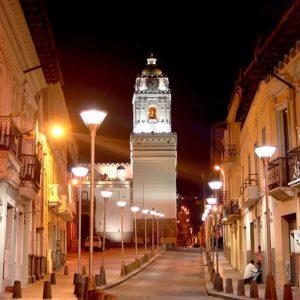 Pasajes a Ecuador