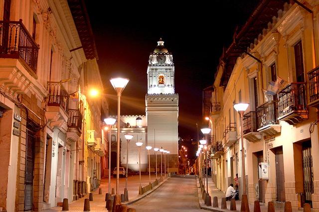 Barcelona – Quito