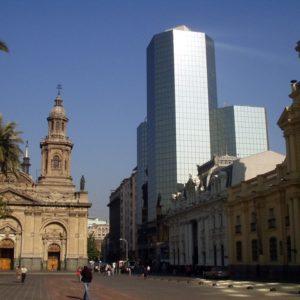 Pasajes aéreos baratos a Chile