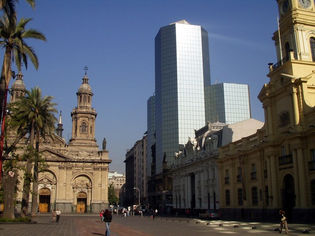 Sevilla – Santiago de Chile