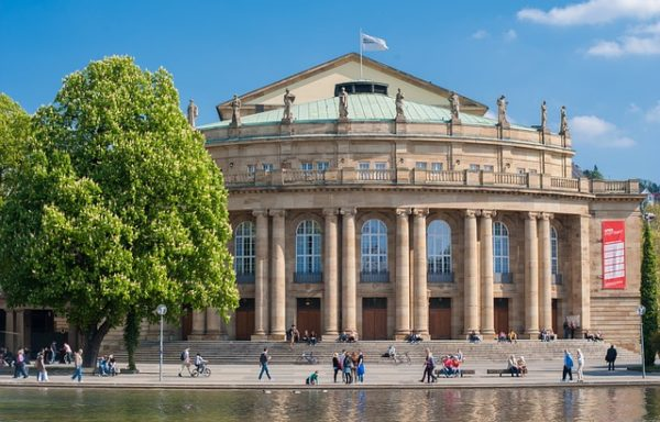 Madrid – Stuttgart