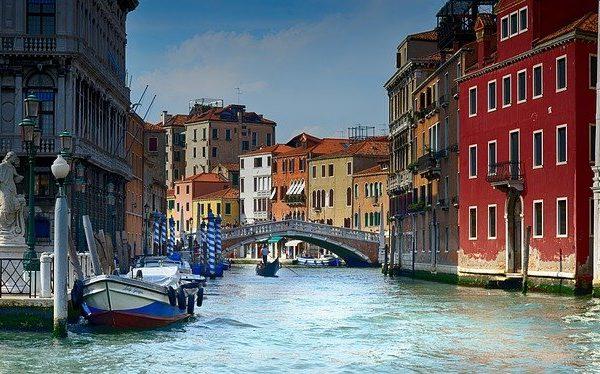 Málaga – Venecia