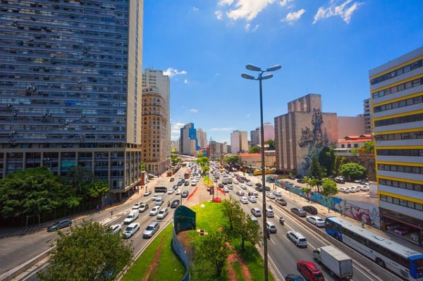 Madrid Sao Paulo desde 300€ ida
