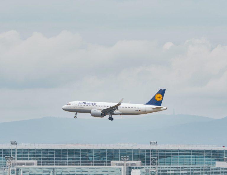 Lufthansa realizará pruebas covid-19 gratis