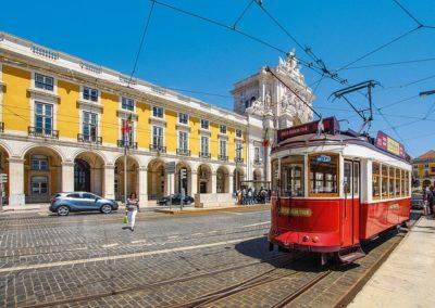 vuelos baratos a Portugal