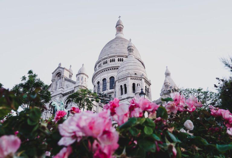 Sacrée coeur Paris