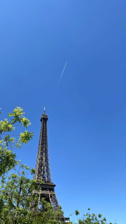 reapertura de la Tour Eiffel