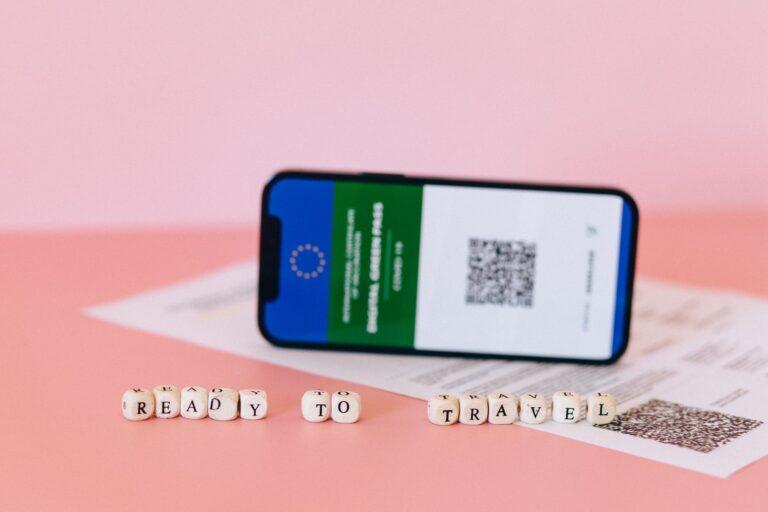 Pasaporte Sanitario Europeo