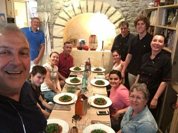 Curso de francés y cocina en Francia.