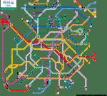 Ticket T plus metro Paris